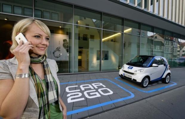 Mobile Zukunft (XV): Ein Auto für viele - Carsharing kommt immer mehr in Fahrt