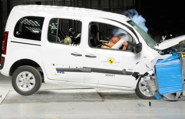 Nach Crashtest-Debakel - Daimler ruft Citan zurück