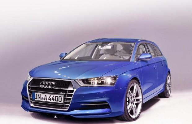 Neuer Audi A4 mit neuem Gesicht