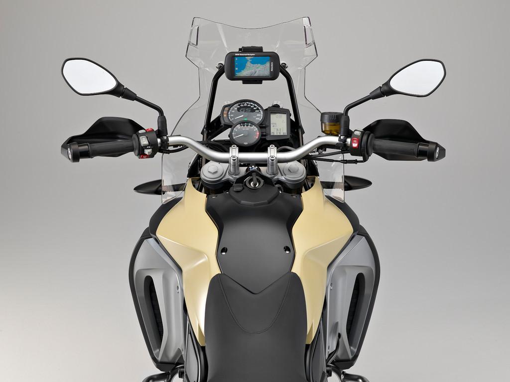 Nicht nur für Motorradfahrer: BMW Navigator Adventure