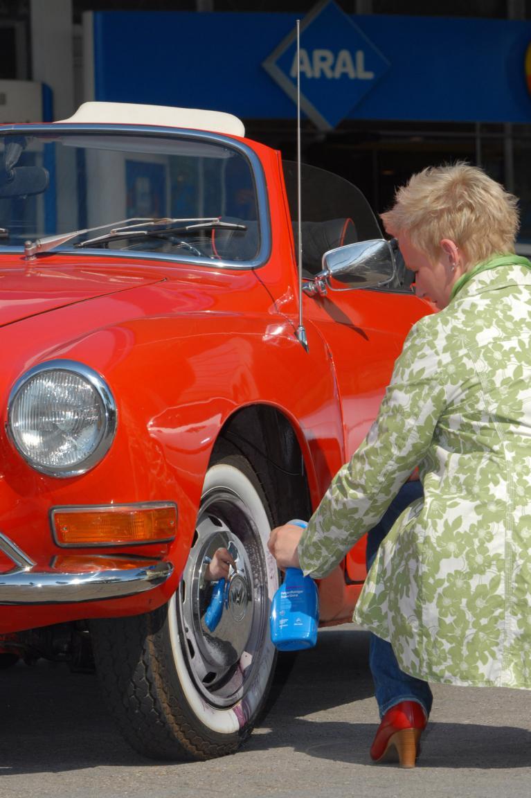 Oldtimer-Pflege: Vorsicht bei Hausmitteln