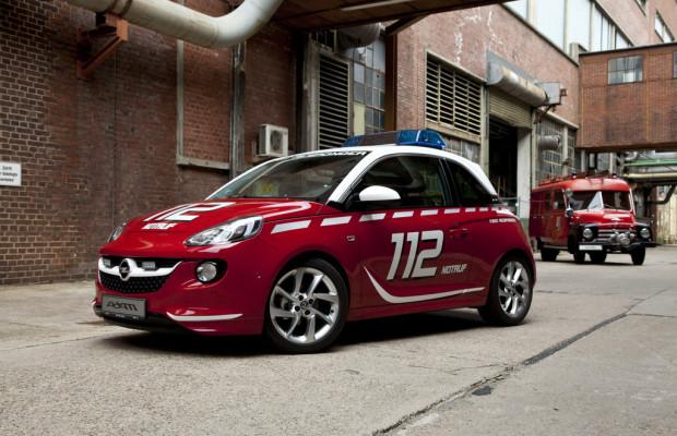Opel Adam wandelt sich zum Voraushelfer