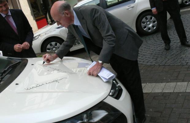 Opel Ampera jetzt auch bei RUHRAUTOe in Bochum