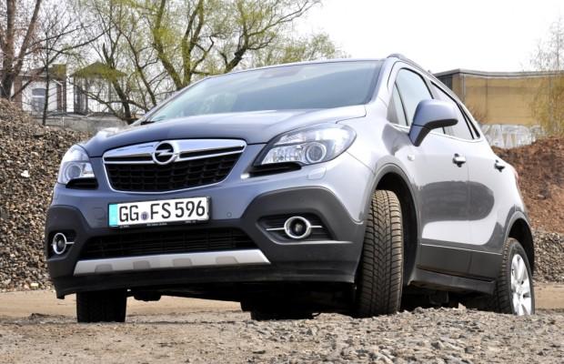 Opel Mokka 1.4 Innovation 4x4: Der erste seiner Art