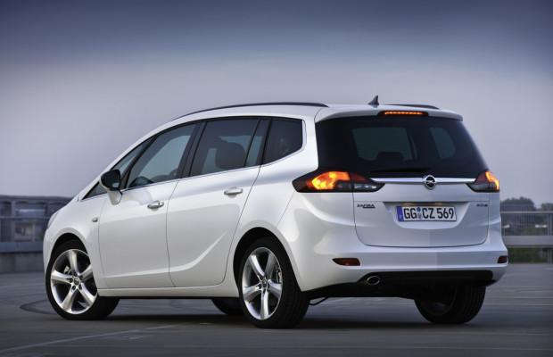 Opel Zafira Tourer kommt ab 2015 aus Rüsselsheim