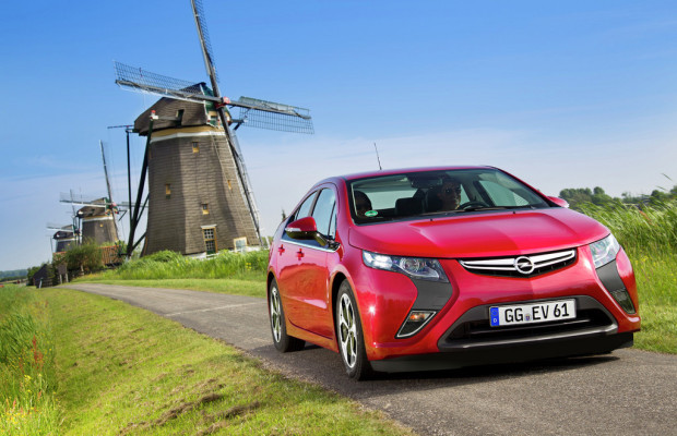 Opel erwartet königlichen Besuch aus den Niederlanden