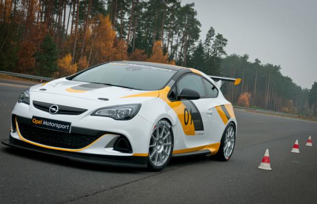 Opel kehrt mit dem Astra zurück auf den Ring