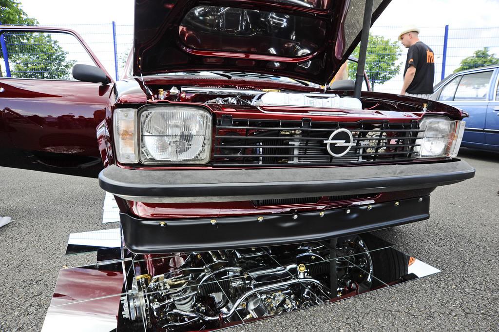 Oschersleben erwartet über 15 000 Opel-Modelle