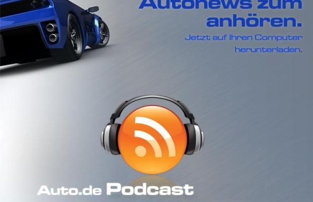 PODCAST: Autonews vom 10. Mai 2013