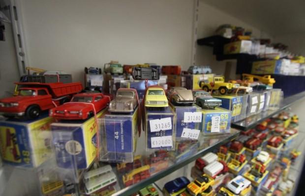 Panorama: 60 Jahre Matchbox - Spielzeugimperium in der Streichholzschachtel