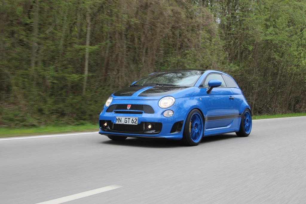 Panorama: G-Tech Sportster GT - Tiefgelegt und hochgepuscht