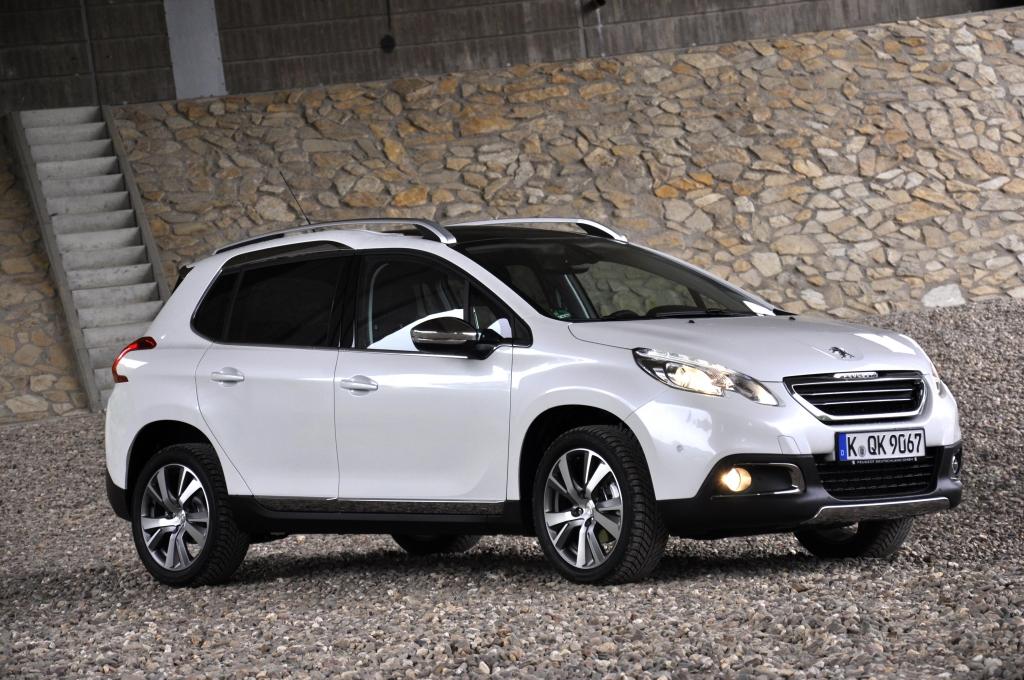 Peugeot 2008: Mini-SUV ab Juni für 14.700 Euro im Handel