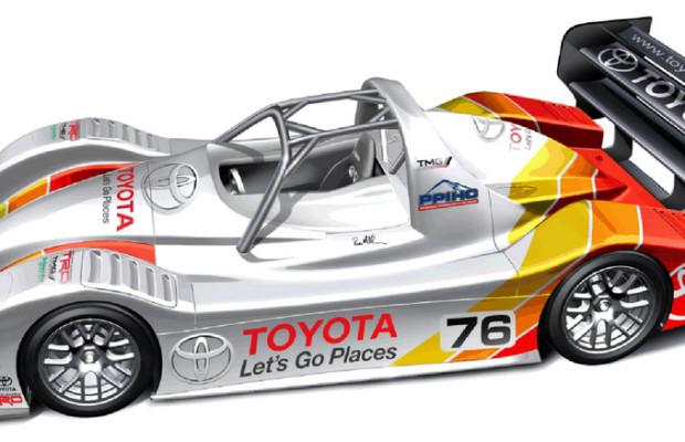 Pikes Peak: Toyota will Rekordzeit unterbieten