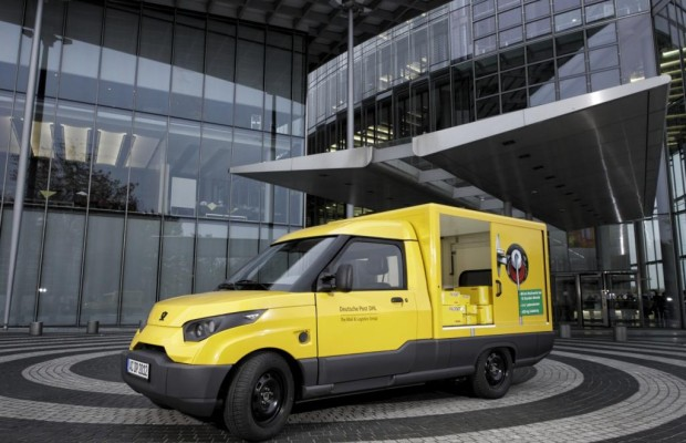 Pilotprojekt in Bonn - Die Post kommt auf leisen Sohlen