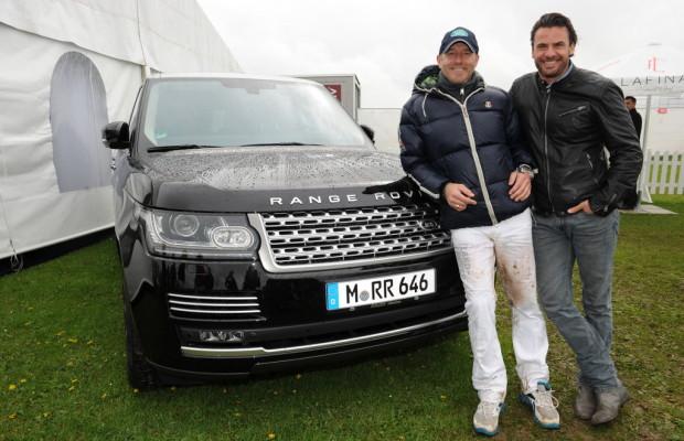 Polo-Team von Land Rover auf Platz 3