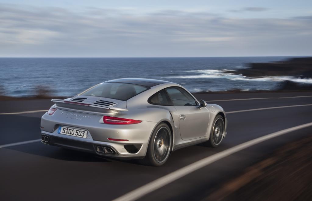 Porsche 911 Turbo - Der Schwabe für die Champions League