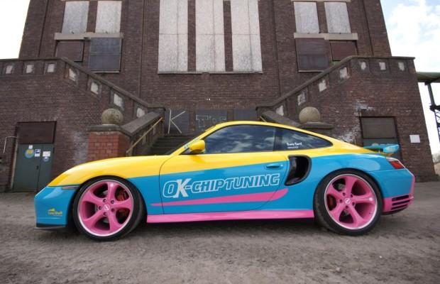 Porsche-Manta - Zur Witzfigur getunt
