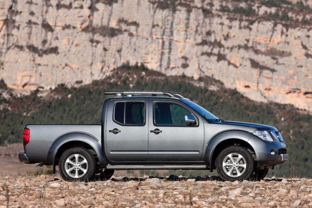 Praktisch, aber wenig gefragt: Nissan Navara