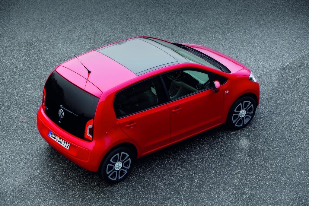 Rückruf: Seat Mii, Škoda Citigo und VW up! müssen in die Werkstatt