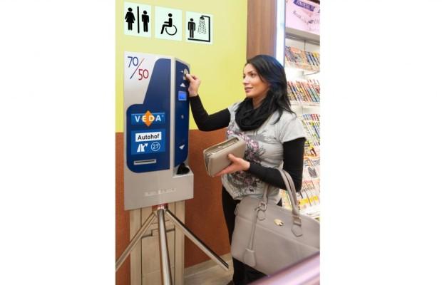 Raststätten-Toiletten - Pinkelpause mit Mehrwert