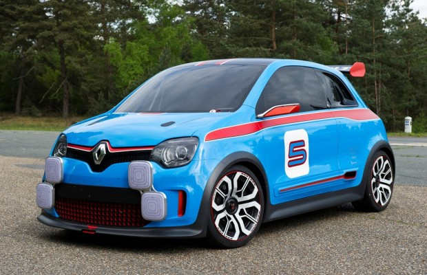 Renault zeigt Studie Twin'Run