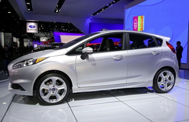 Rhein-Schau: Ford zeigt zwei Focus Electric