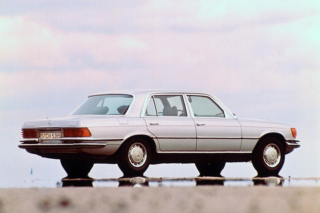 S-Klasse W116 Typ 450 SEL 6.9 ab 1975