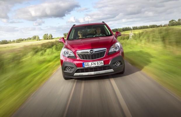 SUV-Zulassungen im April: Mokka belebt Opel