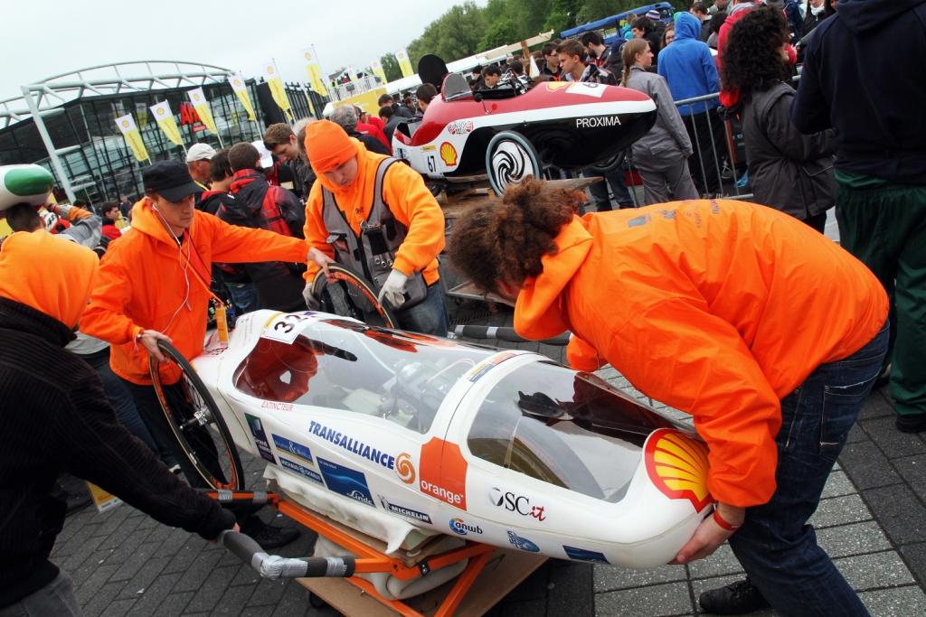 Shell Eco-Marathon 2013: Deutsche Teams mit starkem Ergebnis