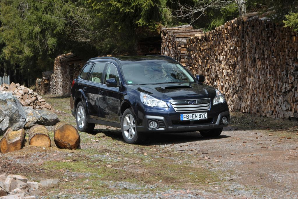Subaru: Der exklusivste Antrieb der Welt