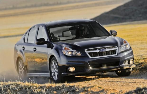 Subaru: Rückruf für US-Modelle