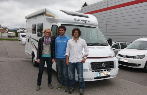 Sunlight unterstützt Red Bull X-Alps Team beim härtesten Abenteuerrennen der Welt