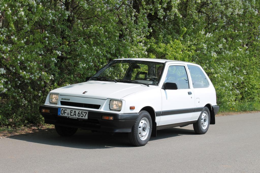 Suzuki Swift Generation 1