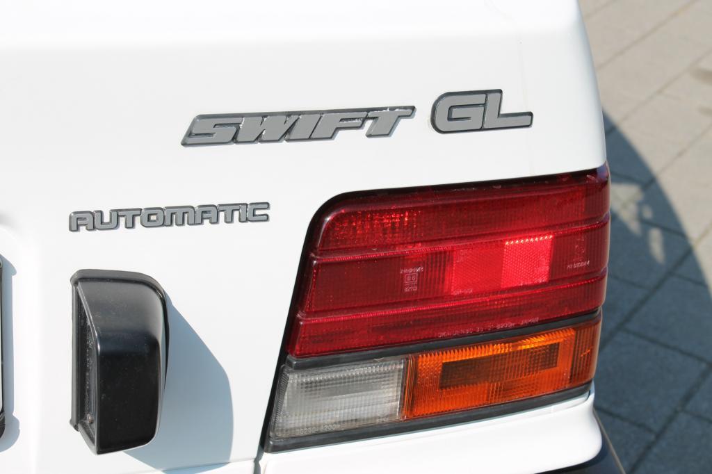Suzuki Swift Generation1