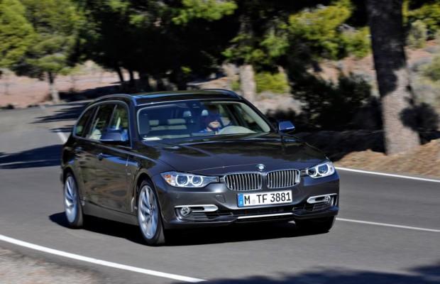 Test: BMW 330d Touring - Von allem etwas kann durchaus genug sein