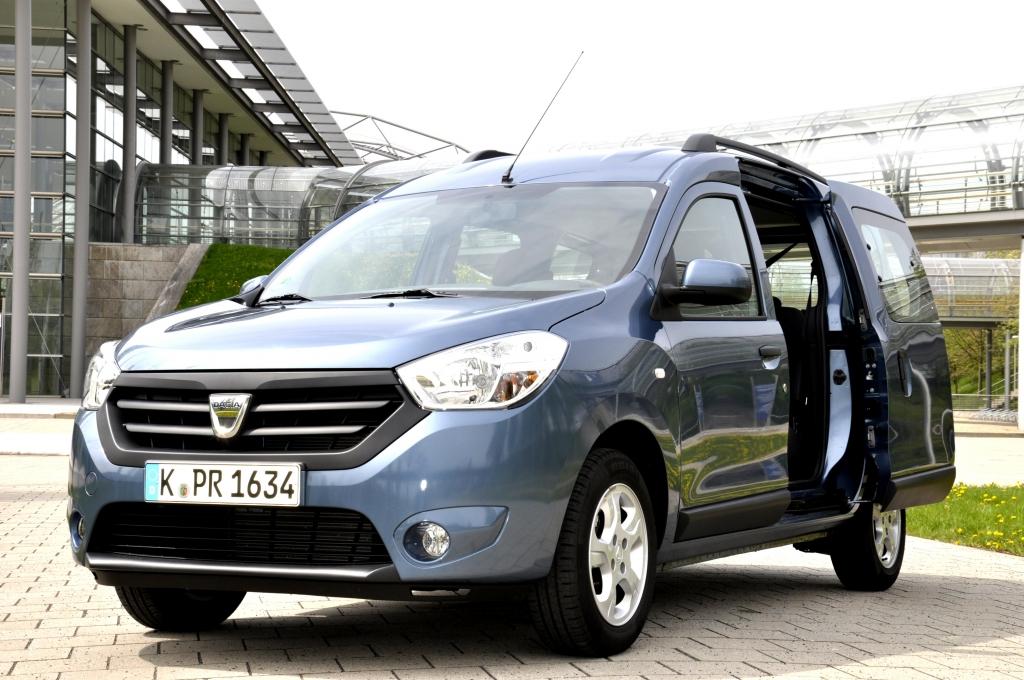 Test Dacia Dokker 12 Tce Nur Auto Triffts Nicht Mehr Magazin