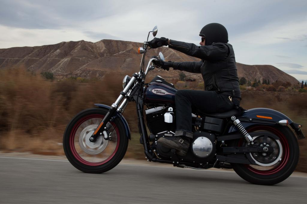 Test: Harley-Davidson Street Bob Special Edition - Easy Rider reloaded