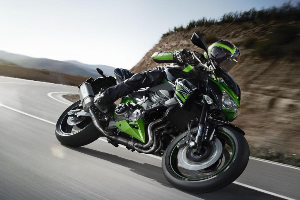 Test: Kawasaki Z 800 - Böser Blick