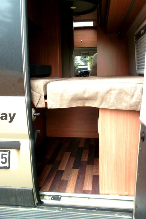 Test Knaus BoxStar Freeway 630: Weit mehr als nur ein Kasten