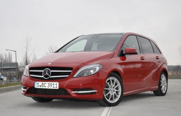 Test Mercedes B-Klasse – Das perfekte Paket