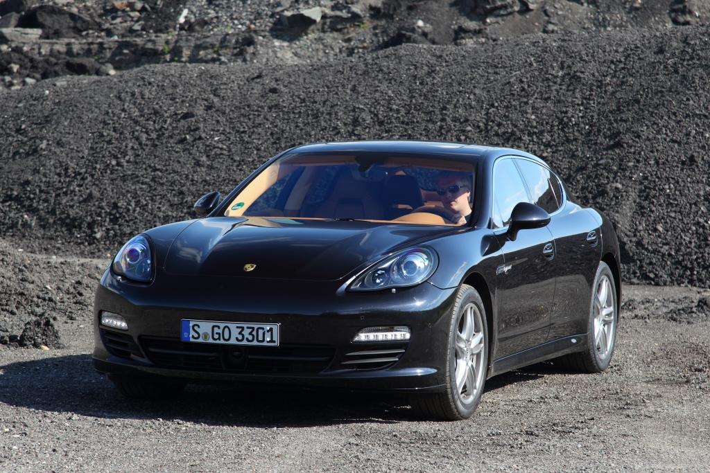 Test Porsche Panamera S Hybrid – Edel sei das Auto, sparsam und gut