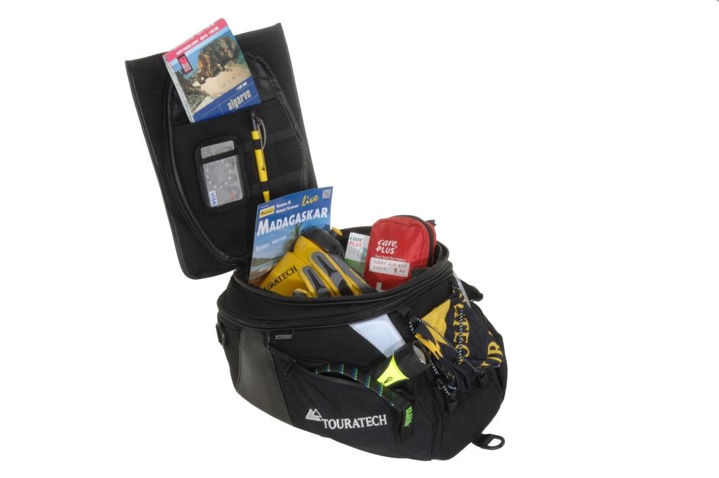 Touratech Ambato: Neue Softgepäcktaschen für Enduros