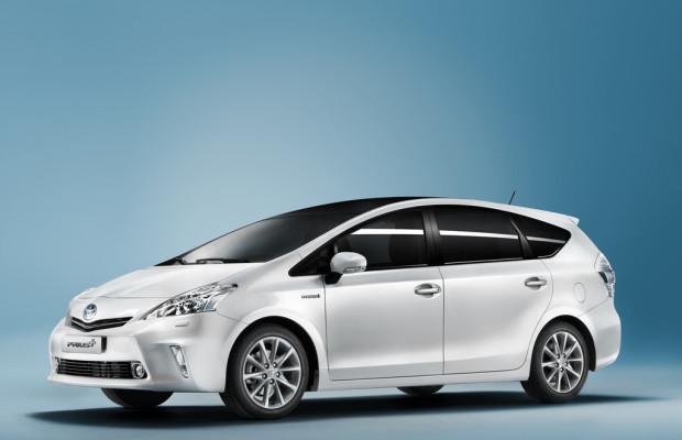 Toyota Prius+ ist