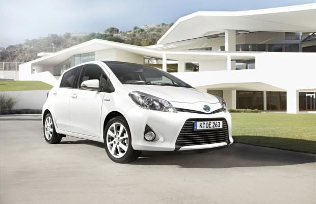 Toyota startet Yaris-Produktion für Nordamerika