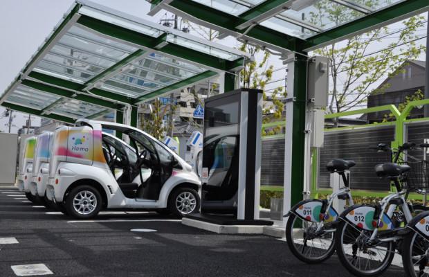 Toyota testet neue Ladestation für Elektrofahrzeuge