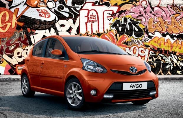 Toyota verkauft den Aygo unter Listenpreis