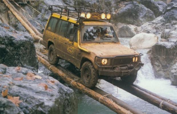 Tradition: 30 Jahre Mitsubishi Pajero - Für den Traum von Wüste und Wildnis