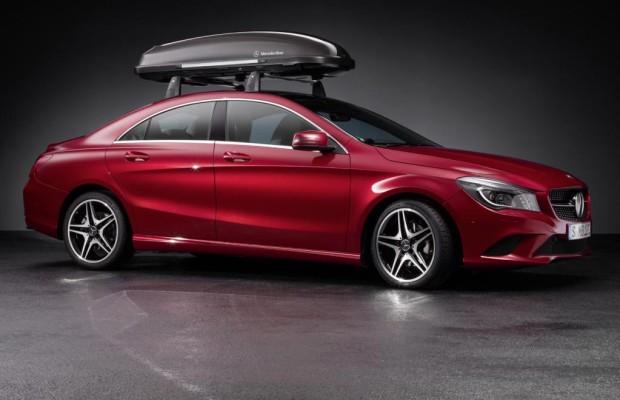 Umfangreiches Zubehör-Programm für den Mercedes CLA