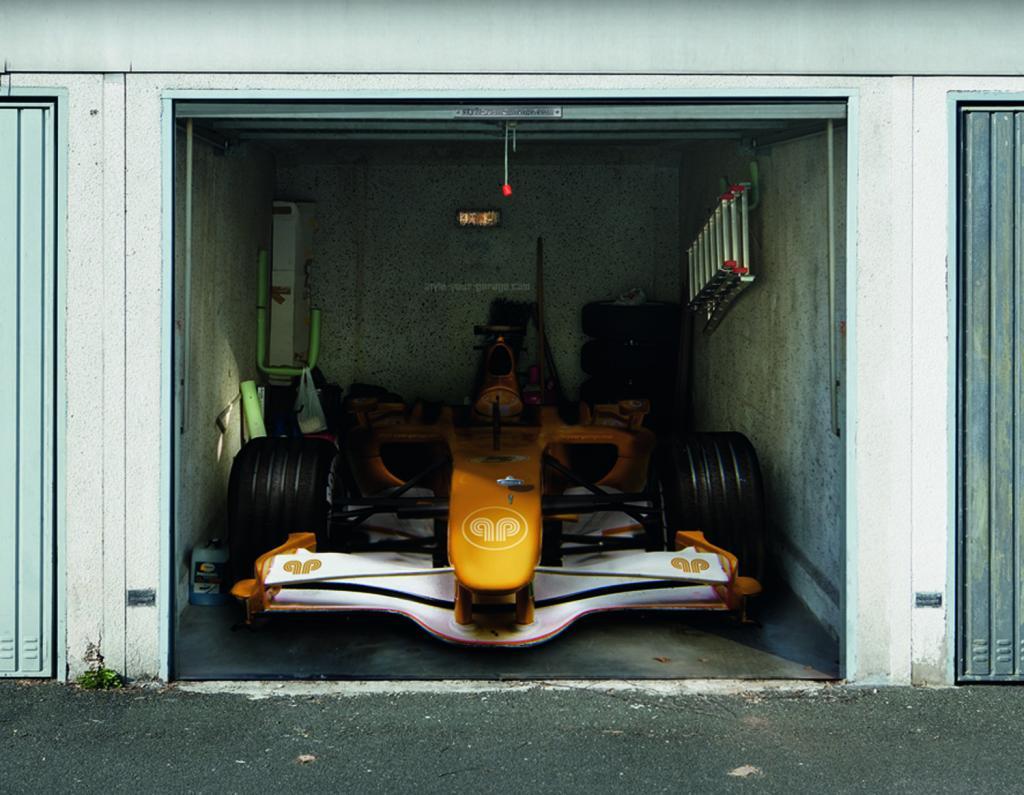 смешные картинки на ворота гаража