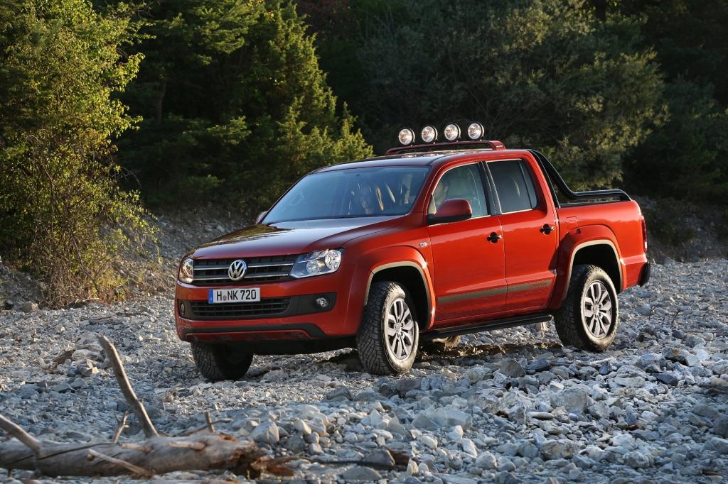 VW Amarok Canyon: Laster mit Lifestyle